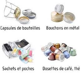Petits-emballages-metalliques-poubelle-jaune