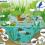 La mare et ses petites bêtes